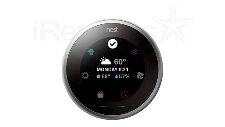 Nest Thermostat 3 0 Review Ireviews