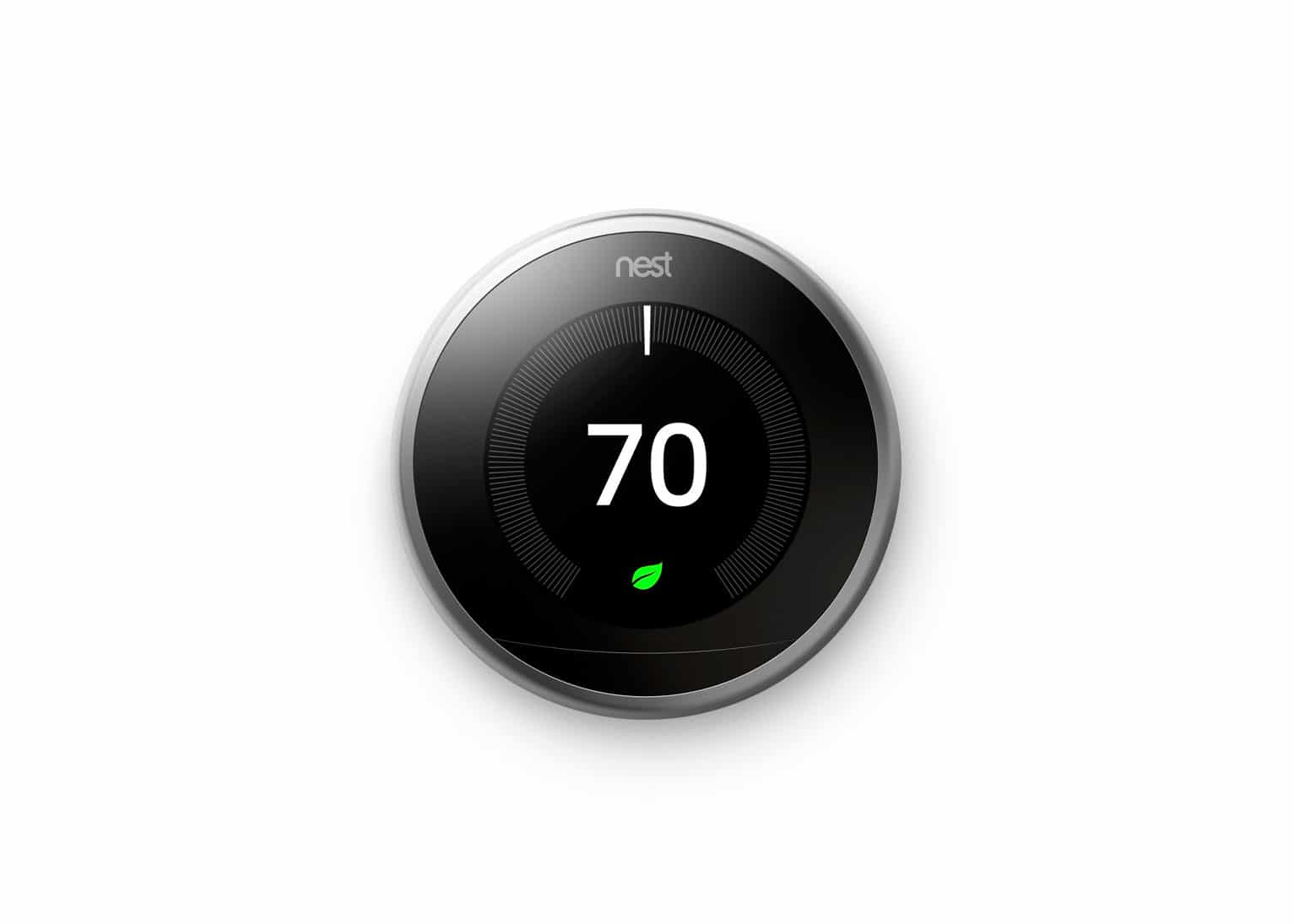 nest thermostat 3 0 review ireviews. Black Bedroom Furniture Sets. Home Design Ideas