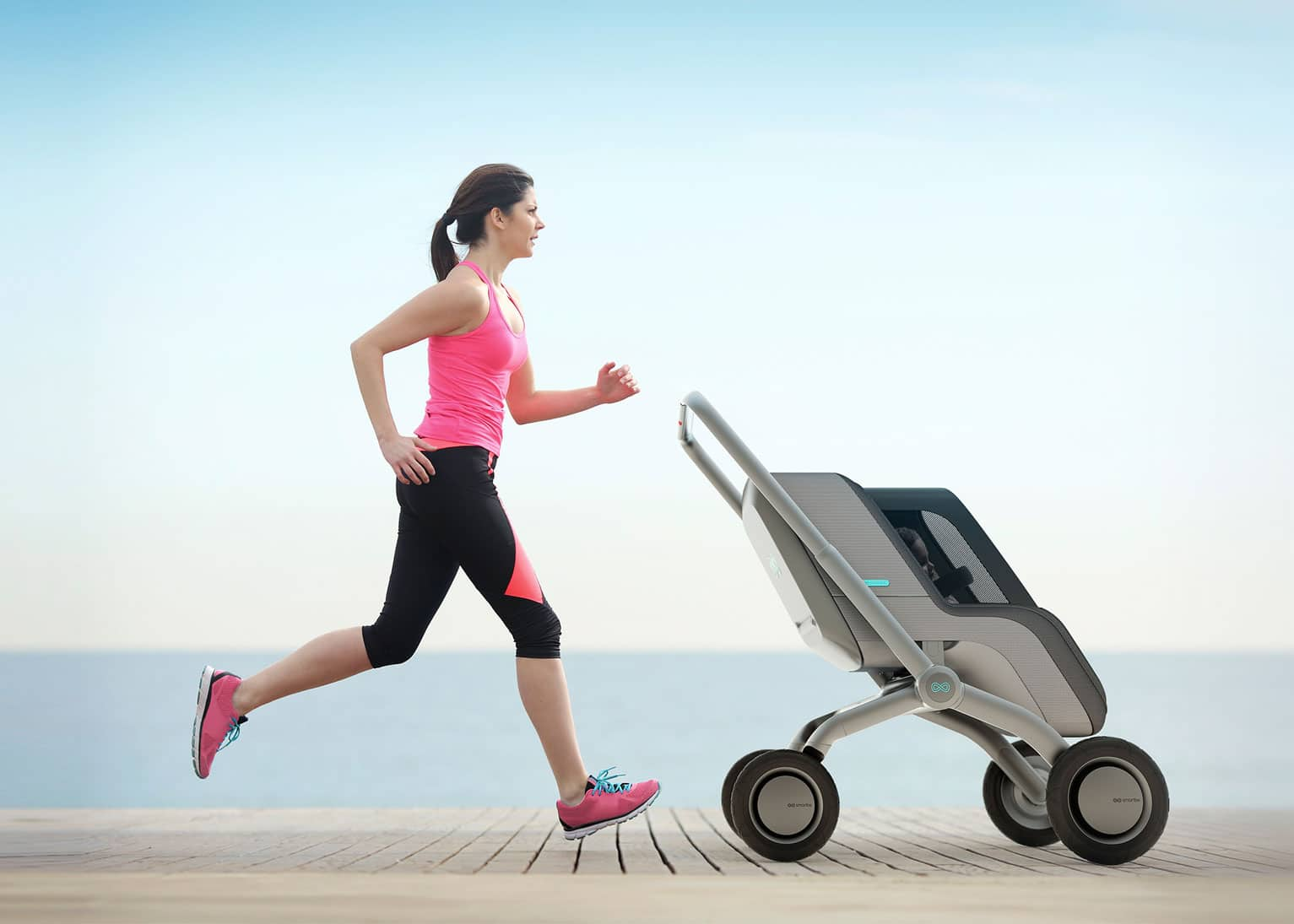 Smartbe Intelligent Stroller Review Ireviews