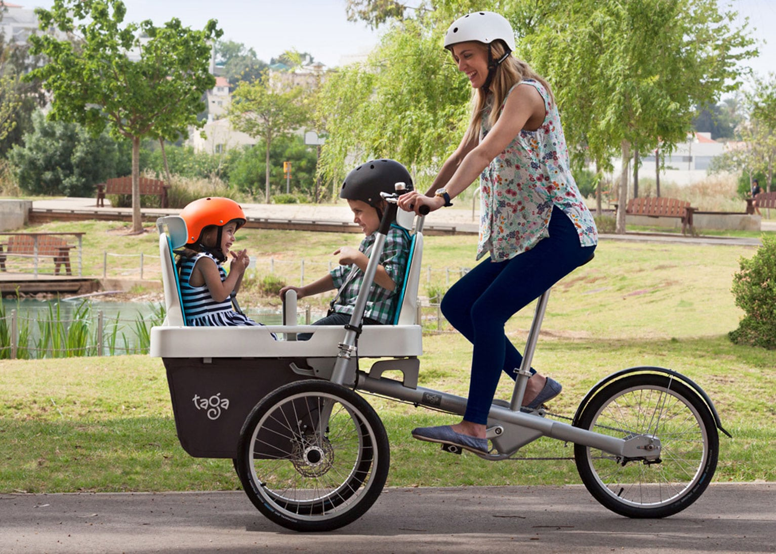 Taga 2 0 The Ultimate Most Affordable Family Bike Ireviews