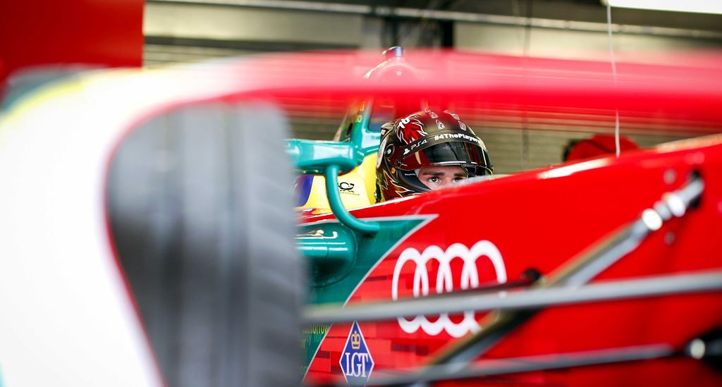 Audi, first, German, automotive, car, manufacturer, formula E, season 4