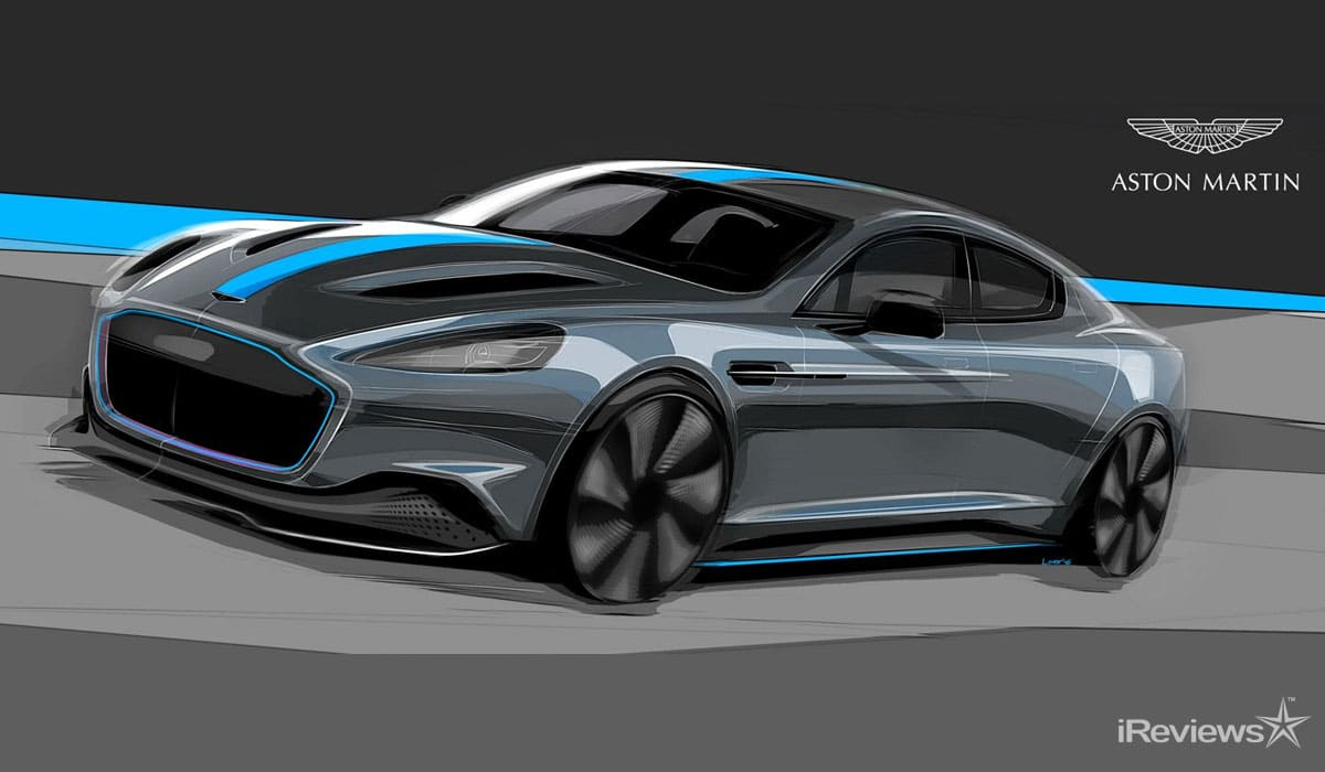 1 Aston Martin S 1st Luxury Electric Vehicle In Production