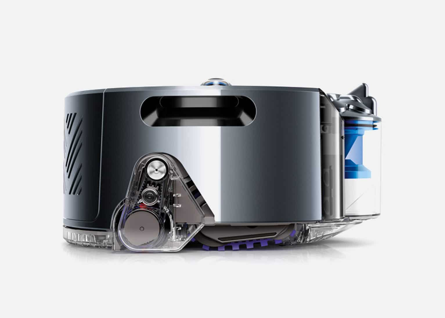 the dyson 360 eye robot cleaning vacuum ireviews. Black Bedroom Furniture Sets. Home Design Ideas