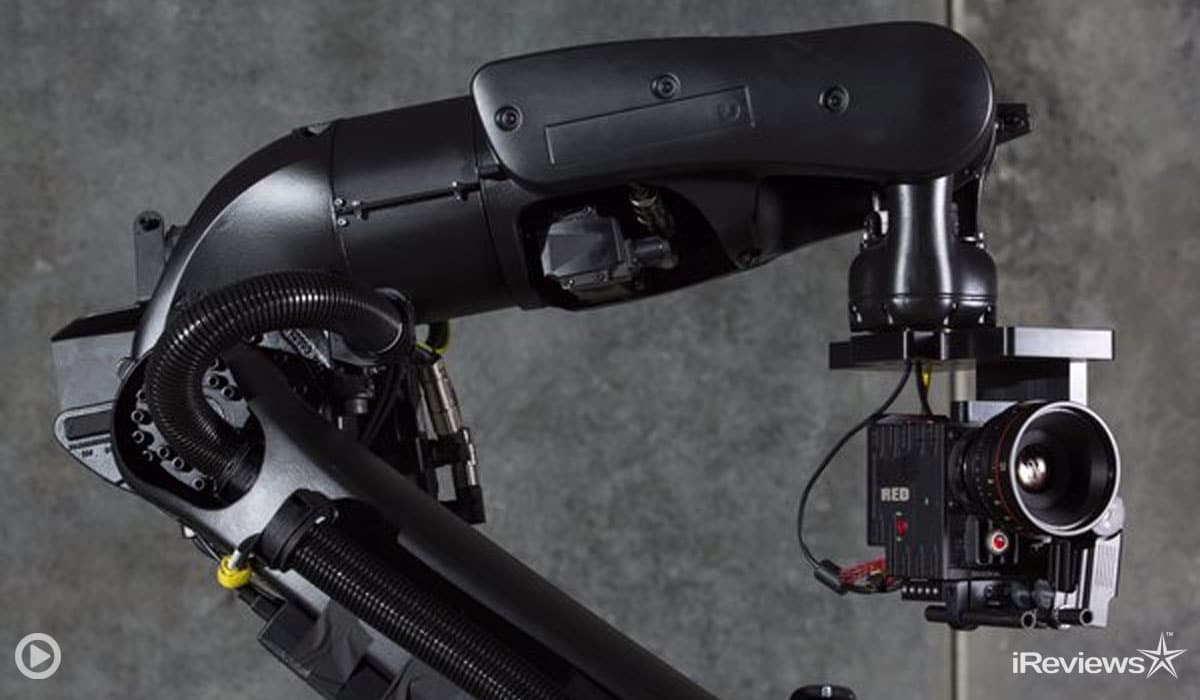 Motorized Precision Brings Complete Control Over Recording Video