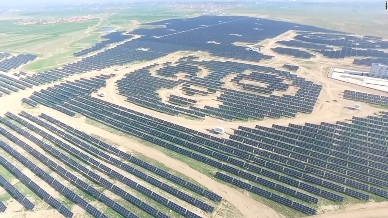 China 39 s solar energy goal for 2020 already shattered in for Solar ranch