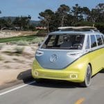 Volkswagen, Minibus, Microbus, 2022, launch, renewable energy, sustainable