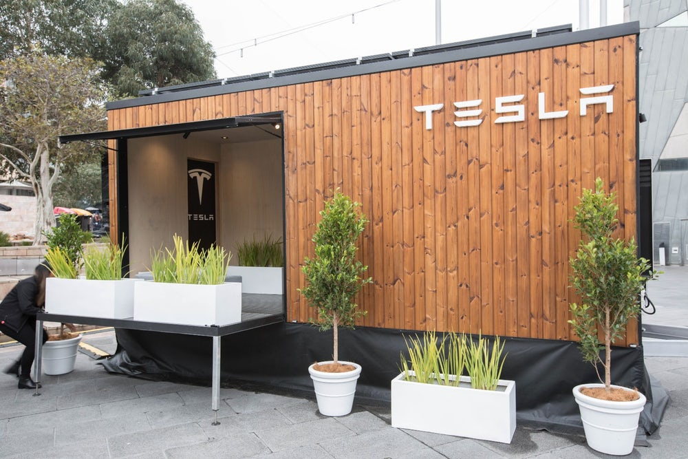 The Sustainable Tesla Tiny House Is On A Tour Of Australia