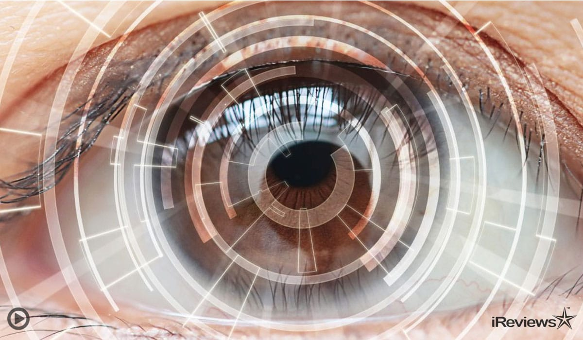 this bionic lens will give you more than just 20 20 vision