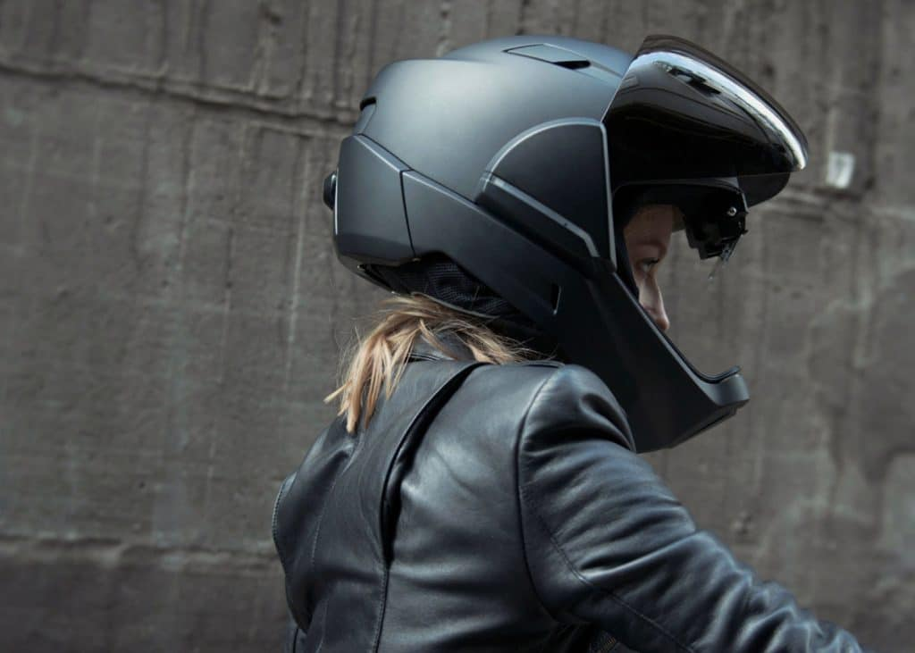 CrossHelmet, Borderless, smart helmet, review