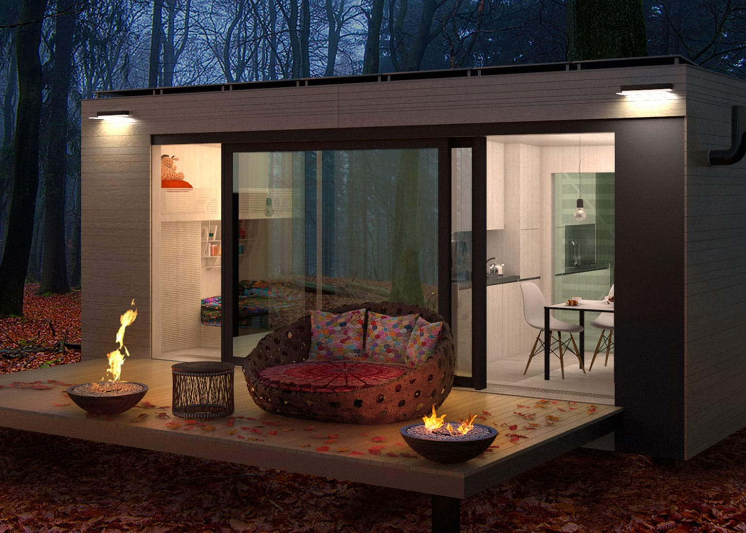 Futteralhaus, Tiny House, Tiny Home, Review