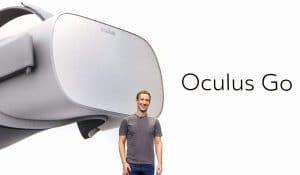 Oculus Go, Facebook, VR, Virtual Reality Headset