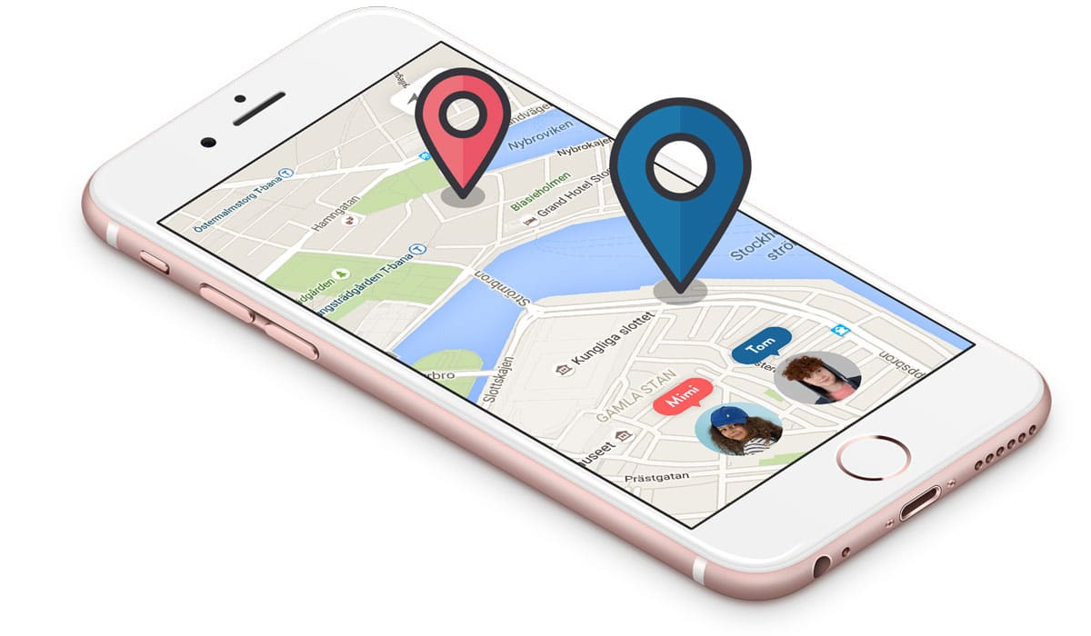 phone tracker how to use