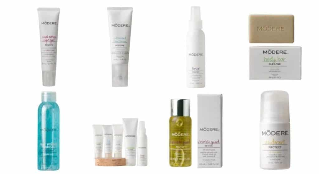 Modere Personal Care Products