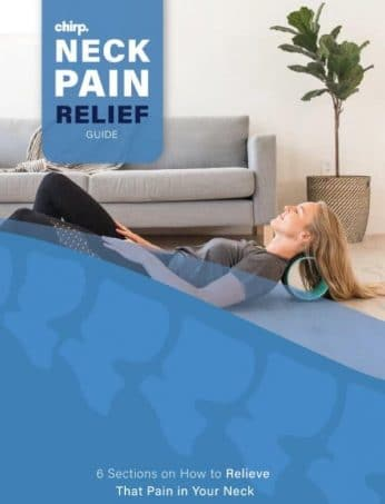 Chirp Back Pain Relief E-Course