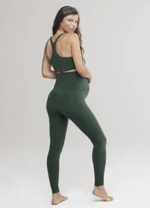 Girlfriend Collective Maternity Legging Review