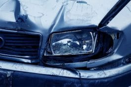 Stop Distracted Driving - Property damage